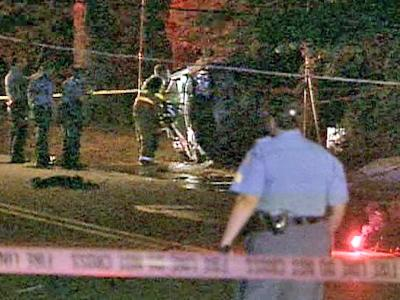 A 31-year-old man died in a wreck at St. Mary's Street and Lakeview Drive in Raleigh on Friday, June 27, 2008.