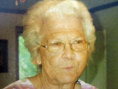 Wanda Mort Coalson (photo courtesy of the N.C. Center for Missing Persons)