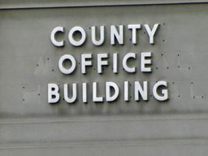The County Office Building, which houses the health and social services departments, will be closed on Fridays starting Aug. 4.