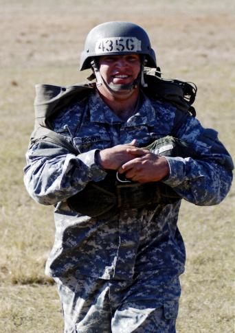 Pfc. Luke J. Brown of Fredericksburg, Va., died at Fort Bragg July 20, 2008.