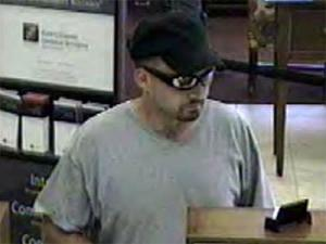 This man is wanted in the Aug. 14, 2008, robbery of a First Citizens bank in the Cleveland community of Johnston County.