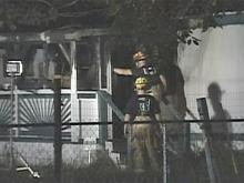 Cumberland blaze kills one, hurts one