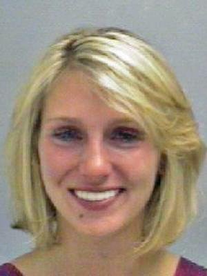 Ashley Fliehr (photo courtesy of the Chapel Hill Police Department)