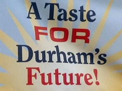 A one percent prepared food tax would help pay for renovation projects around Durham County, supporters say.