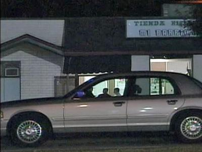 Raleigh police investigate a fatal shooting at Tienda Hispana in Raleigh.