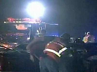 The double fatal accident happened on Highway 87, near the Carolina Trace development.
