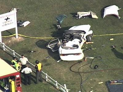 A fatal wreck occurred Tuesday along U.S. Highway 301 and N.C. Highway 581, near Kenly.
