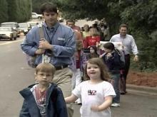 Wednesday marks 'Walk to School Day'