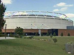 Fayetteville's Crown Coliseum