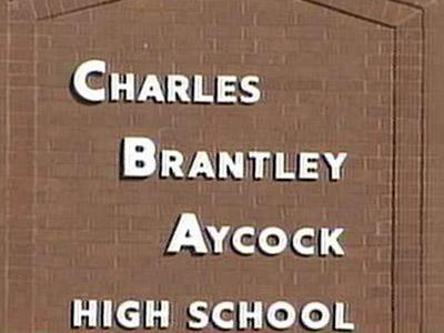 Charles Brantley Aycock High School