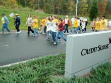 "The ALS Association Jim ""Catfish"" Hunter Chapter held its annual Triangle Walk on Saturday, Oct. 25, 2008."