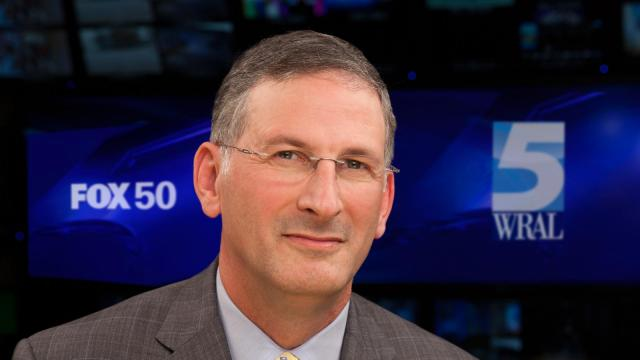 Steve Hammel joined WRAL-TV as vice president and general manager on Nov. 10, 2008.