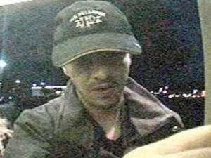 Raleigh police are searching for this man, who is believed to be stealing people's bank card information from ATMs.