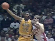 Benefit honored former NBA player