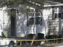 Fire guts mobile home, kills one