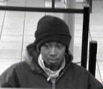 Durham police say this woman tried to rob a SunTrust Bank on University Drive on Jan. 23, 2009.