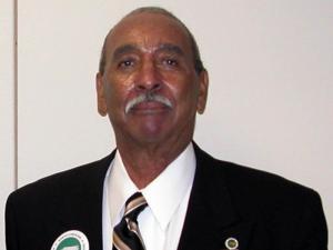 Former Warren County Commissioner Clinton Alston