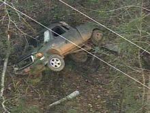 Harnett County wreck