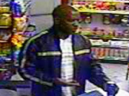 Durham police investigators are trying to identify this man who robbed a BP convenience store, 2502 Chapel Hill Blvd., on March 19.