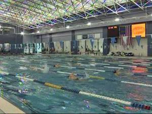 Triangle Aquatics Center in Cary