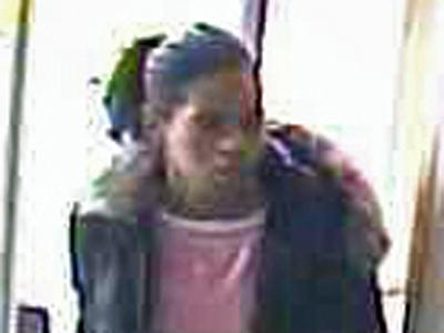 Ashley Denise Dockery is shown in this surveillance photo provided by the Raleigh Police Department.