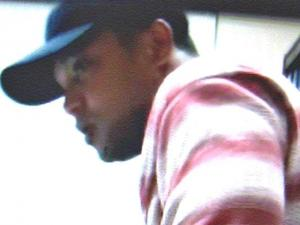 Raleigh police asked the public for help in identifying a man caught on surveillance tape during the burglary of a dental office at  8301 Bradford Way the night of April 10, 2009.