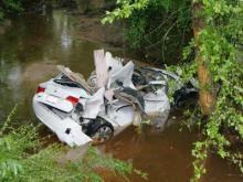 Jennifer Lindsey Benson died in this crash.