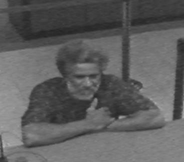 Robbery suspect: Wachovia Bank at 101 Banks Drive in Chapel Hill.