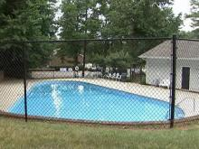 Police look for man who exposed himself near pool