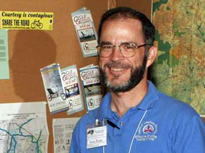 Bruce W. Rosar (Image from Rosar's Web page)