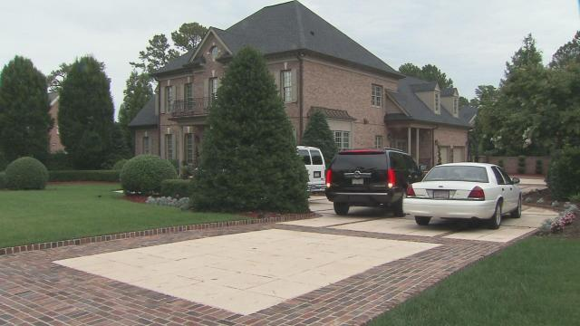 Authorities seized a Cadillac Escalade from the home of William Wise.