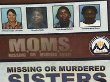 Families of missing, murdered women hold fundraiser