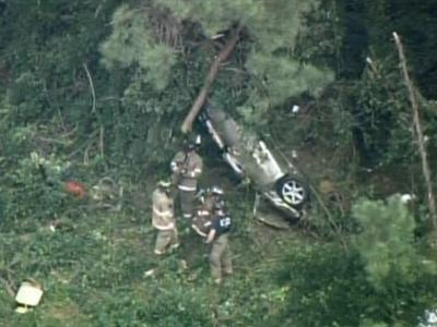 Three people were killed in a car accident Tuesday, August 25, 2009, on Old Oxford Highway in Durham.