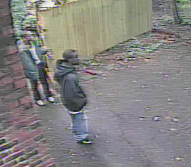 Police released this picture of two men they think robbed a home in the 1200 block of Steinbeck Drive on Sept. 17.