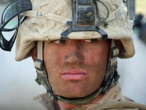Lance Cpl. Jordan L. Chrobot. (Photo from the Frederick, Md. News-Post)