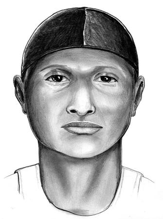 Fayetteville police on Thursday released a composite sketch of a man who exposed himself to two women in the Balmoral Drive area on Aug. 28, 2009.