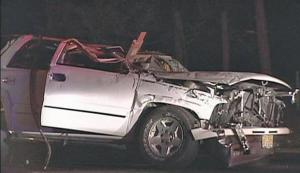 Lakisha Odom, of Newark, N.J., 37, died after the car she was riding in flipped over several times near miles marker 66 on Interstate 95 South in northern Cumberland County early Saturday, Oct. 17, 2009.
