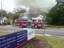 House fire on Oberlin Road, part 2