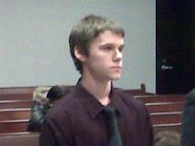 Joseph Yates pleads guilty on Nov. 12, 2009, to robbing a woman in December 2008. The gun used in the crime was the murder weapon in the shooting death of a Raleigh cabdriver.