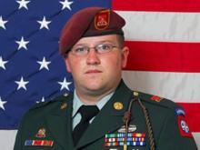 Sgt. Daniel Frazier