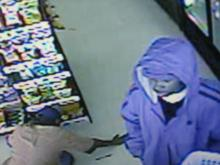 Surveillance images from Northside Gas And Grocery