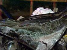 Man dies in crash near Zebulon