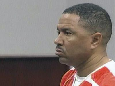 Xavier Hosea Shaw appears in a Wake County courtroom Jan. 26, 2010, on an outstanding arrest warrant from 2005, in which he was charged with assault on a female.