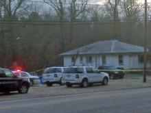 Durham police were investigating a death that occurred overnight at Lynn Road and Holloway Street on Monday, Feb. 8, 2010.