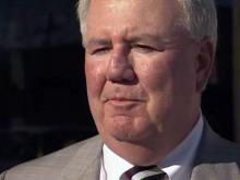 Joel Brewer, former Person County DA