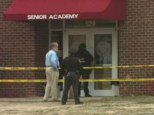 East Wake Academy in Zebulon vandalized