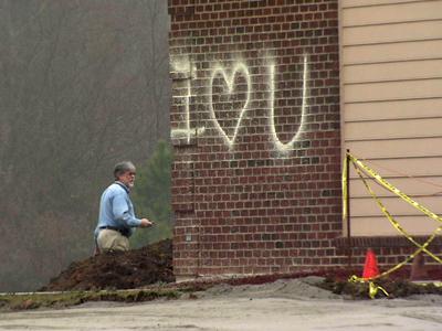 East Wake Academy in Zebulon vandalized