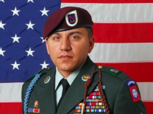 Army Sgt. 1st Class Carlos M. Santos-Silva