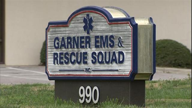 The Garner Rescue Squad faces a sexual assault investigation and lacks a leader following the resignation of its chief.