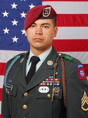 Army Staff Sgt. Scott W. Brunkhorst